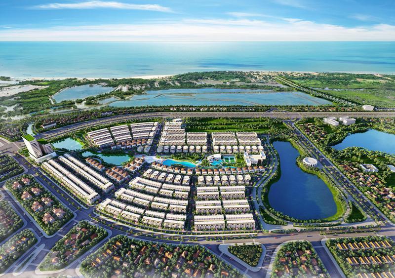 Bà Rịa - Vũng Tàu,đô thị kiểu mẫu,dự án