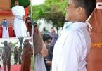 Gã trai hư Indonesia gào khóc xin tha khi đang bị đánh 150 roi