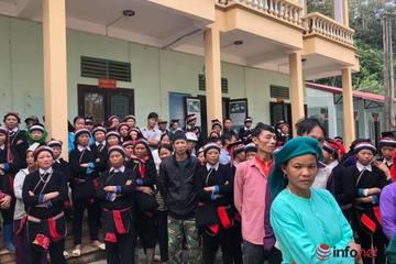 Tập huấn rà soát hộ nghèo ở Xí Mần, Hà Giang