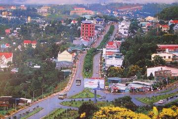 Đắk Nông phát triển đô thị theo hướng bền vững