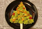 Học mẹ Việt đưa không khí Giáng sinh lên bàn ăn gia đình