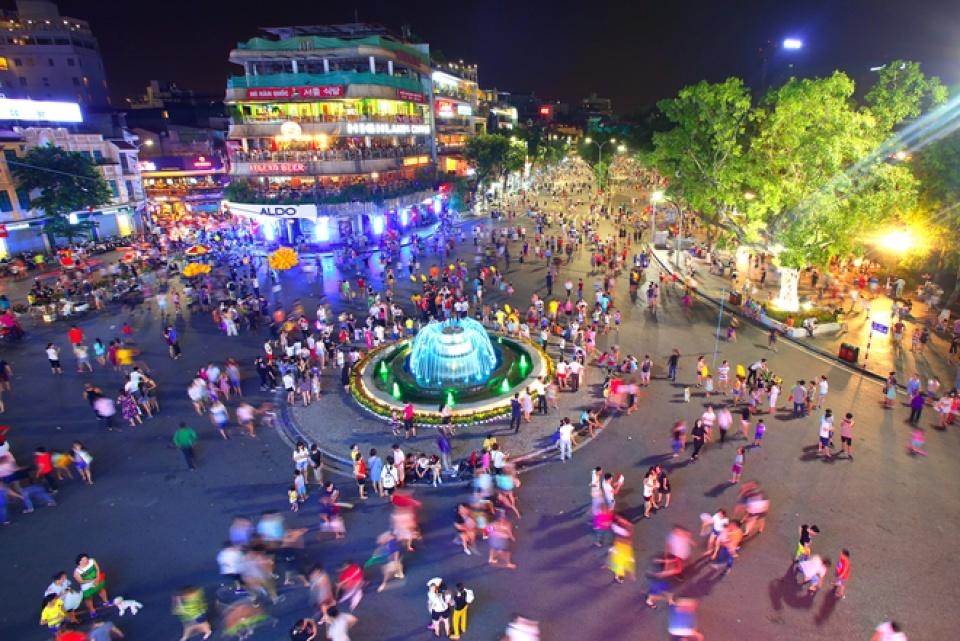 Giáng sinh 2020 tại Hà Nội 4