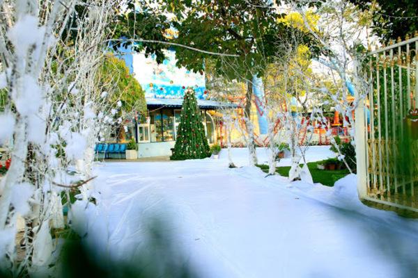 Giáng sinh 2020 tại Hà Nội 7
