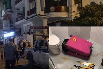Bắt giữ 1 nghi can liên quan đến vụ giết người giấu xác trong vali ở TP.HCM