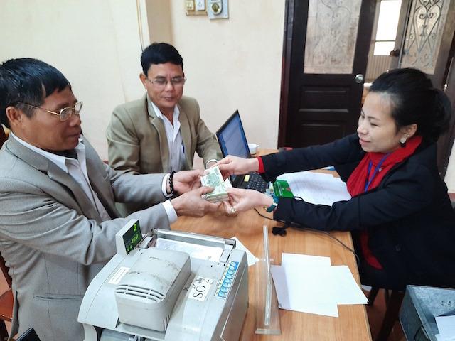 Hà Nội có trên 99.000 lượt hộ nghèo, cận nghèo được vay vốn