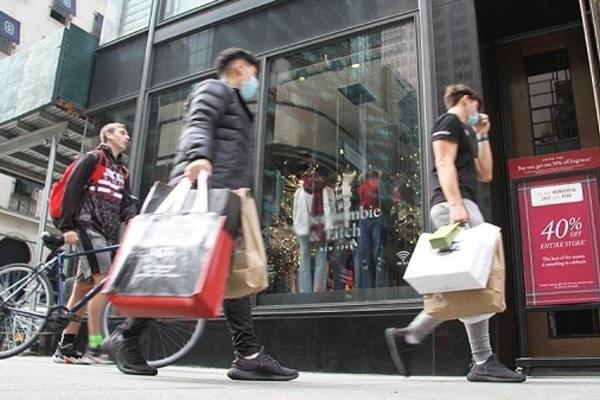 Người Mỹ chi tiêu kỷ lục cho mua sắm trực tuyến ngày Black Friday