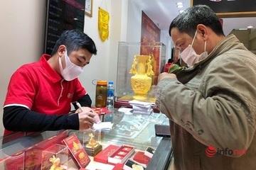 """Giá vàng giảm gần 5 triệu đồng/lượng, có nên """"canh"""" mua vàng lúc này?"""
