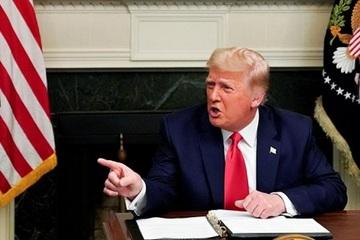 Ông Trump hứa cung cấp bằng chứng về gian lận bầu cử