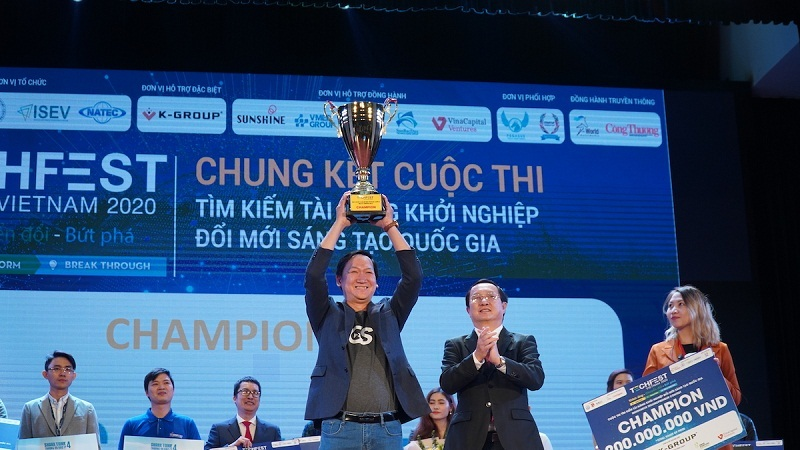 Tìm ra quán quân Techfest Việt Nam 2020
