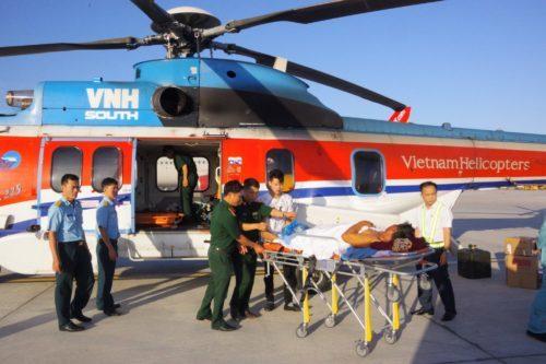 Bệnh viện 175 với công tác y tế biển đảo
