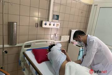 Nam thanh niên suy tim vì sử dụng thuốc lá điện tử chứa chất bí ẩn