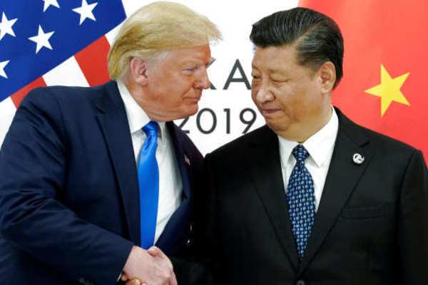 Sắp hết nhiệm kỳ, TT Trump tăng tốc trừng phạt Trung Quốc