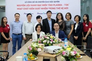 Plasnosil, sản phẩm đột phá của các nhà khoa học Việt Nam