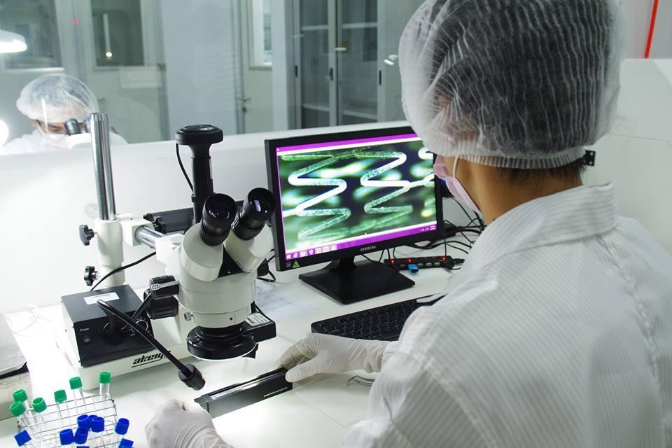 Stent mạch vành: Sản phẩm của người Việt, vì người Việt