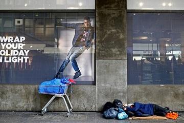 Người vô gia cư ở Anh được cung cấp chỗ ở trong dịp Giáng sinh
