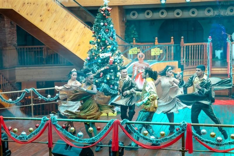 Giáng Sinh,đỉnh Bà Nà,Sun World Ba Na Hills