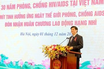 Việt Nam hướng tới chấm dứt bệnh HIV/AIDS vào năm 2030