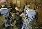 Cận cảnh quân đội Nga triển khai bệnh viện dã chiến ở Nagorno-Karabakh