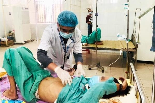 Quảng Nam đang điều trị 10 ca bệnh nhiễm vi khuẩn Whitmore