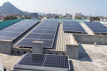 10 tháng đầu năm, cả nước đã lắp đặt trên 42.000 dự án điện mặt trời mái nhà