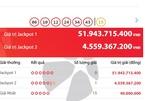 Trúng Jackpot tiền tỷ và trở thành tỷ phú Vietlott đầu tiên của tháng 12