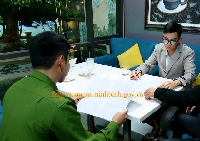 Ninh Bình: Bắt PV cưỡng đoạt tiền của bệnh viện