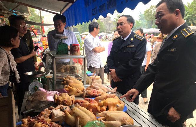 Thái Nguyên: TP Sông Công xây dựng hệ thống giết mổ gia súc, gia cầm