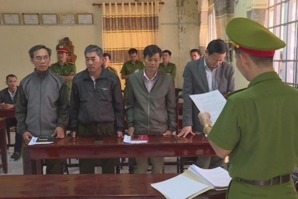 Dàn lãnh đạo Công ty lâm nghiệp Ea Kar bị bắt trong 1 năm, chưa có tiền lệ