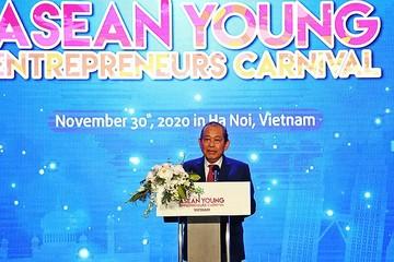 Hội Doanh nhân trẻ Việt Nam tổ chức Diễn đàn Doanh nhân trẻ ASEAN