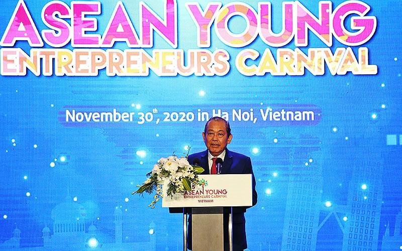 Asean,Hội nhập quốc tế,Hội doanh nhân trẻ