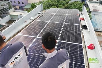 Hậu Giang khuyến khích phát triển các dự án điện năng lượng mặt trời