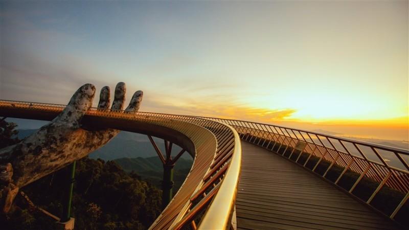 Cầu Vàng - sức hút và sự lan tỏa của một tuyệt tác du lịch