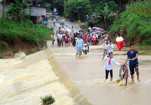 Phú Thọ đưa ra 5 giải pháp trong kế hoạch hành động ứng phó với biến đổi khí hậu