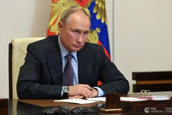 TT Putin tiết lộ việc Nga chế tạo tàu ngầm không người lái