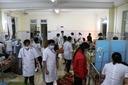 Vụ 153 người nghi bị ngộ độc do ăn xôi từ thiện: Xôi để qua 1 ngày trong túi nilon