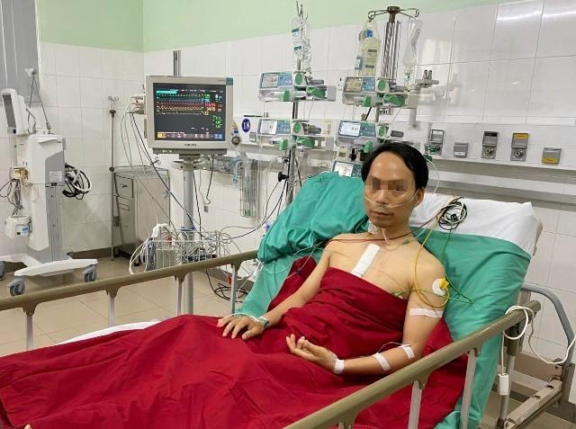 Chuyển trái tim anh công nhân từ Bà Rịa - Vũng Tàu về Huế cứu sống người suy tim 7 năm