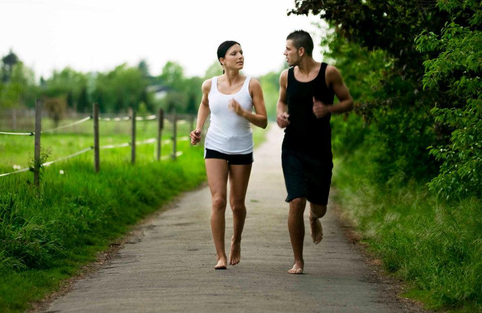 Chạy bộ càng lâu, chuyện ấy.... càng dai
