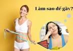 Cách giảm cân hiệu quả chị em nào cũng có thể thực hiện