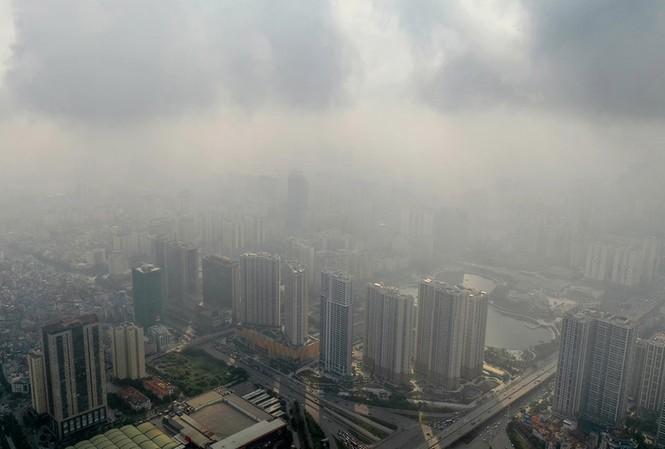 Ô nhiễm không khí ở miền Bắc có thể kéo dài