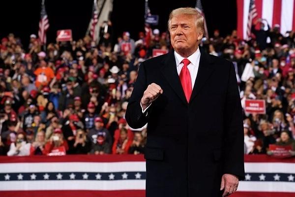 Ông Trump lại đưa ra thông tin sai lệch về bầu cử Tổng thống Mỹ?