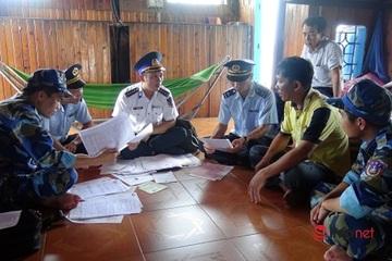 Bộ Tư lệnh vùng Cảnh sát biển 3 tuyên truyền về Luật CSB