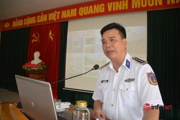 Tập huấn chuyên ngành nghiệp vụ, pháp luật Cảnh sát biển năm 2020
