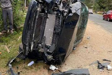 Đắk Lắk: 2 thanh niên đi xe máy tử vong sau va chạm với ô tô ngược chiều