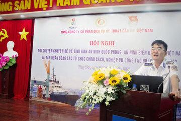 Tuyên truyền biển, đảo, Luật Cảnh sát biển Việt Nam cho cán bộ, nhân dân Vũng Tàu