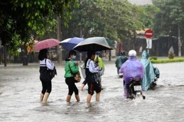 Học sinh ở Phú Yên nghỉ học ngày 28/10 để phòng tránh bão số 9