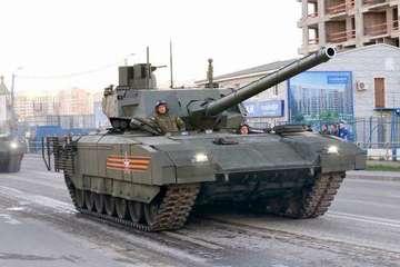 Nga sản xuất hàng loạt T-14 để thay thế Armata phiên bản không người lái?