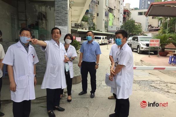 Ban hành bộ tiêu chí phòng khám an toàn chống dịch Covid-19