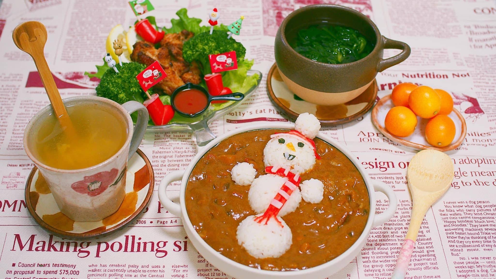 Những món ăn bắt 'trend' Noel vừa đẹp vừa lạ của mẹ Việt