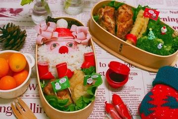 """Những món ăn bắt """"trend"""" Noel vừa đẹp vừa lạ của mẹ Việt"""
