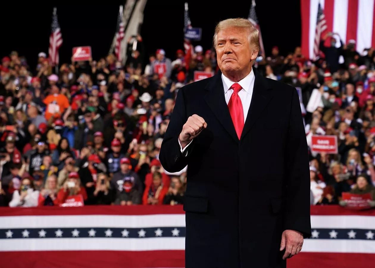 Texas yêu cầu hủy bỏ kết quả bầu cử ở 4 bang, ông Trump nói về nhiệm kỳ thứ hai